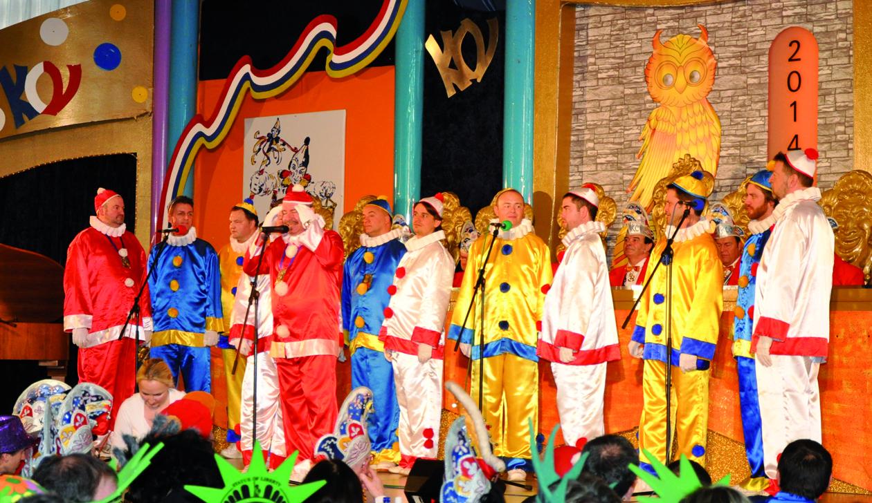 MHS_Kostheimer Carneval Verein Unsere Zeit ist gekommen FaszinationKCV-Floßfahrten-Kurs Freudenquell