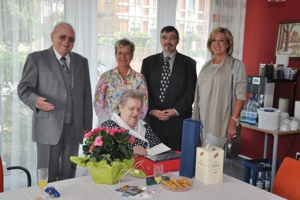 Kostheim KCV 90 Geburtstag von Liesel Bleck DSC_0233
