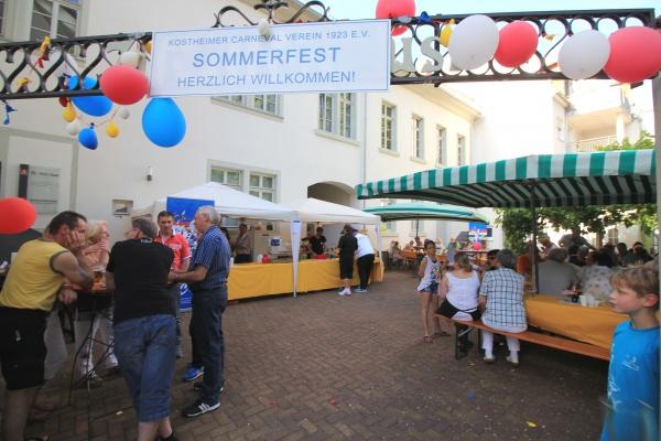 KCV Kostheim Sommerfest 2016 IMG_2341