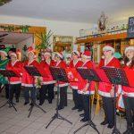 Pallettis aus Kastel verzaubern mit Weihnachtsliedern