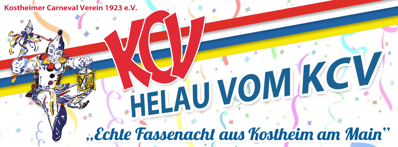 KCV HELAU - Fastnachtsverein Mainz-Kostheim Motto