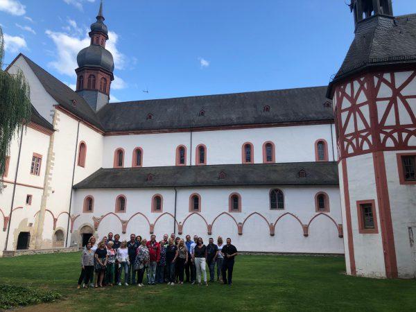 KCV Große Rat im Kloster Eberbach